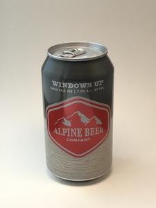 Alpine - Windows Up (12oz can)